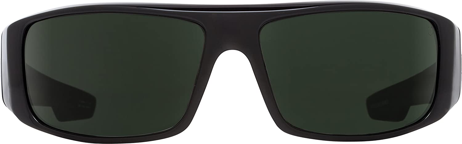 7a5d467473 Amazon.com  SPY Optic Logan Wrap Sunglasses  Spy  Clothing