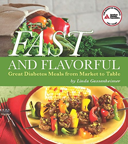 Fast and Flavorful: Great Diabetes Meals from Market to Table