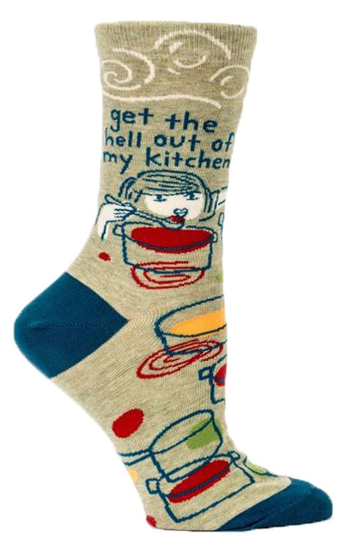 Blue Q Women's Crew Socks for sale