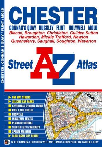 Chester Street Atlas (A-Z Street Atlas) pdf