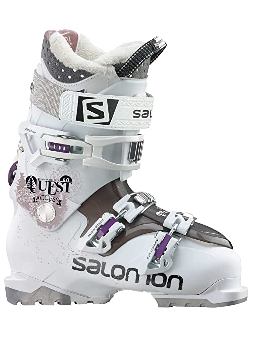 2015 New Salomon Quest Access 60W Alpine Downhill skis Boots