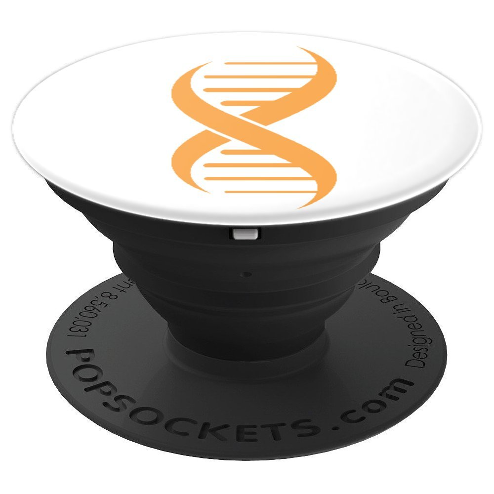 DNA - PopSockets Grip and Stand for Phones and Tablets by FALLEN REVOL (Image #1)