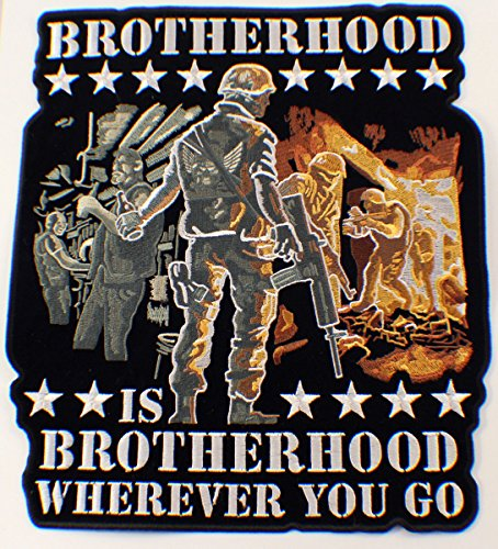 (BROTHERHOOD Wherever You Go 10