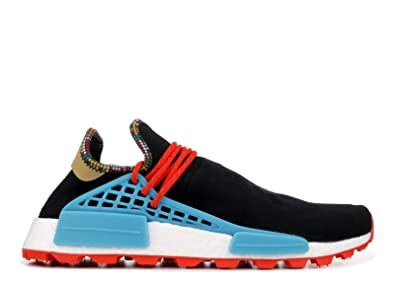11d3cd27c Image Unavailable. Image not available for. Color  adidas NMD Solar Human  Race Pharrell Williams Inspiration Pack Core Black ...
