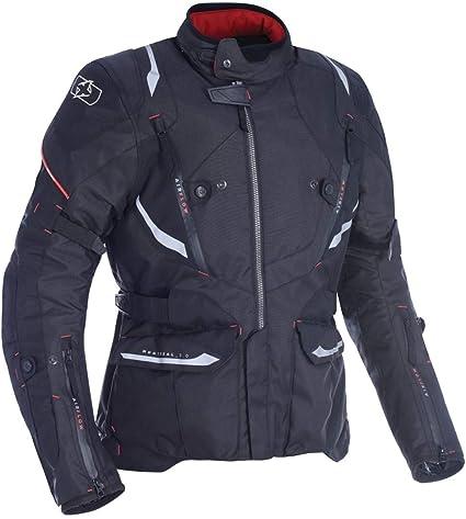 Oxford Montreal 3.0 Textile Jacket (LARGE) (TECH BLACK)