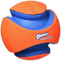 Deals on Chuckit Kick Fetch Toy Ball for Dogs