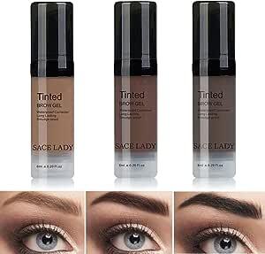 LADY Tintes para Cejas Permanentes de Maquillaje Natural ...