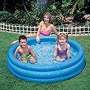 "Intex Crystal Blue Inflatable Pool, 45 x 10"""