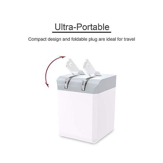 Amazon.com: Cargador de pared USB HOTWAV con doble puerto ...