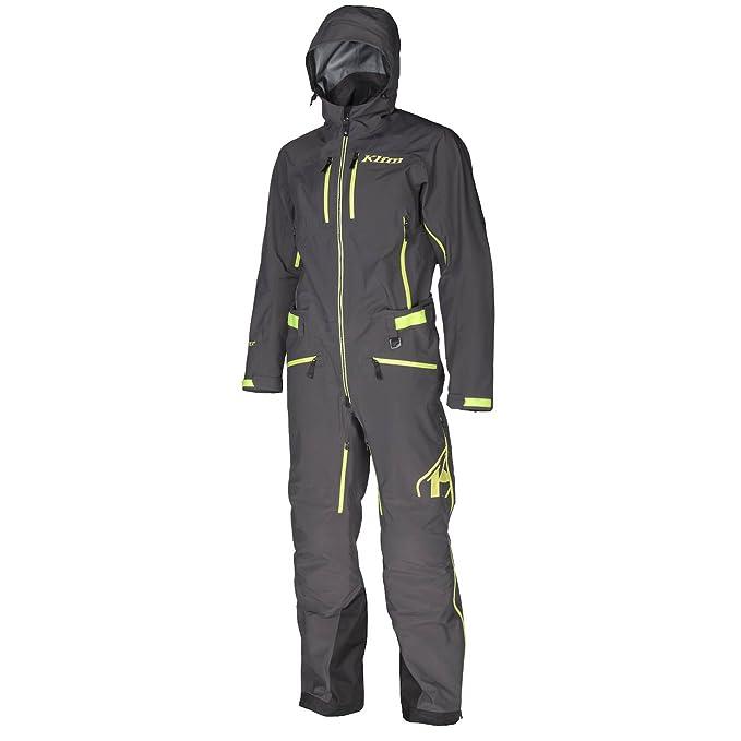 Amazon.com: Klim Lochsa, traje de esquí de una pieza ...