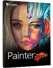 Painter 2019 Digital Art Suite Upgrade [PC/Mac Disc] [Old Version]