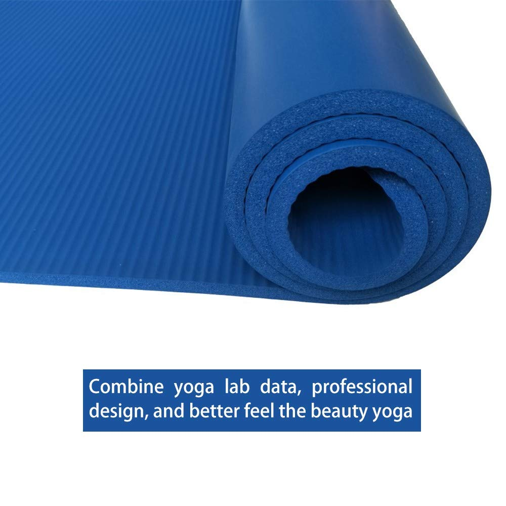 Amazon.com: certainPL All-Purpose Yoga Mat - 15mm Extra ...