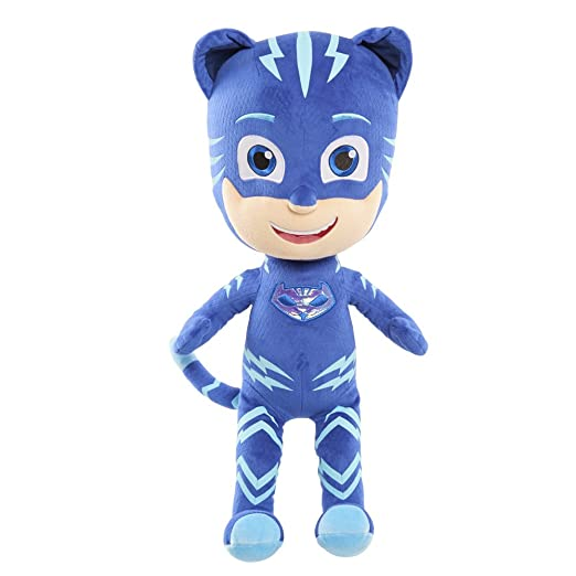 Amazon.com: Disney Junior PJ Masks Catboy Exclusive 20-Inch Plush: Toys & Games