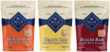 Blue Buffalo Health Bars