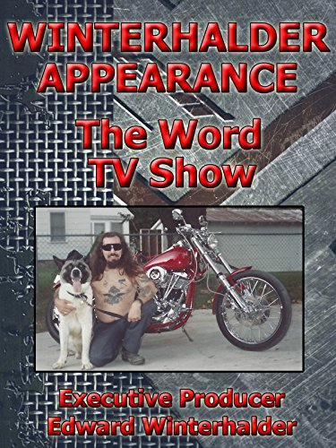 Winterhalder Appearance - The Word TV Show