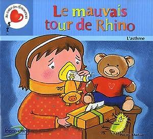 vignette de 'Le mauvais tour de Rhino (Brigitte Marleau)'