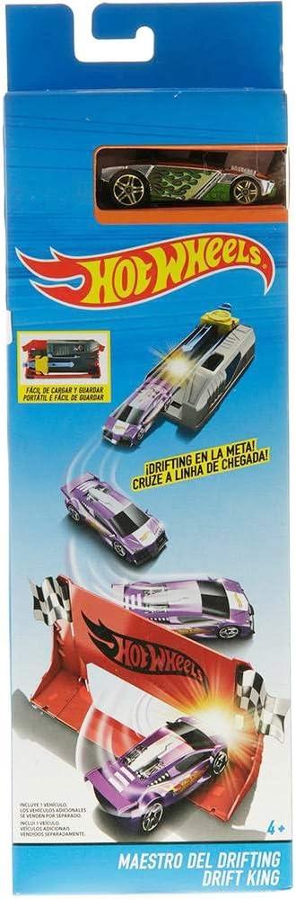 Drift King Pista Hot Wheels Mattel Blr01 Amazon Com Br