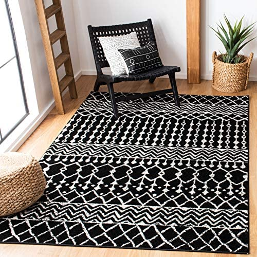 Safavieh Tulum Collection TUL270Z Boho Moroccan Distressed Area Rug