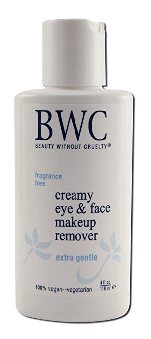 Beauty Without Cruelty - Eye Make-Up Remover Extra Gentle - 4 oz. (pack of 4) Babor Cellular Ultimate Repair Gel Cream 200ml 7oz Prof SEALED