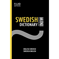 Swedish Mini Dictionary (English Edition)
