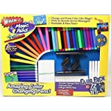 Wham-O Magic The Original Pens Set, 72 Piece