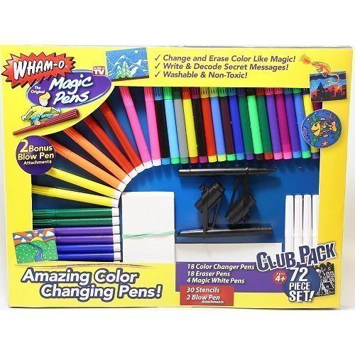Wham-O Magic The Original Pens Set, 72 Piece by Wham-O (Image #1)