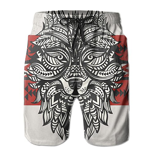 New Fashion Elastic Sunmmer Pants The New Style Mens's Wolf for cheap