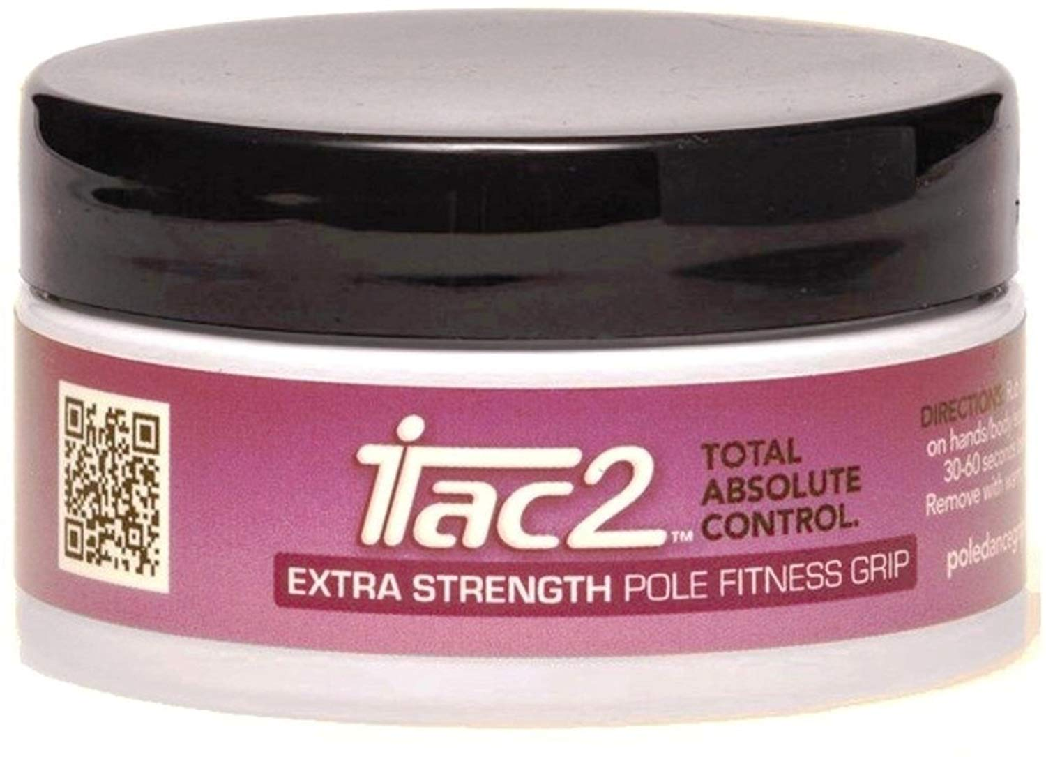 iTAC2 Level 4 (Extra Strength) Total Absolute Control Dance Pole Fitness Sports Grip 20gm