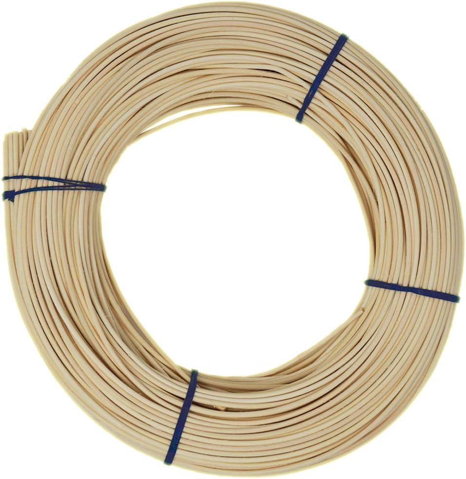 1,75 mm famos Peddigrohr Blauband Beste Qualit/ät Flechtmaterial Peddig Natur Verschiedene St/ärken ca 500g