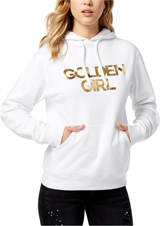 Sub/_Urban RIOT Womens Golden Girl Hoodie Sweatshirt