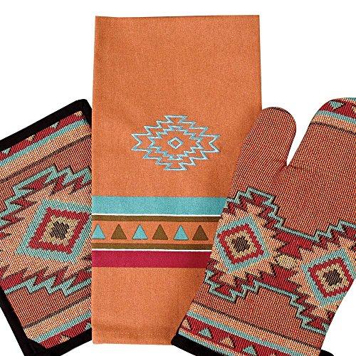 Mojave Sun Tea Southwestern Towel Western Dining Decor