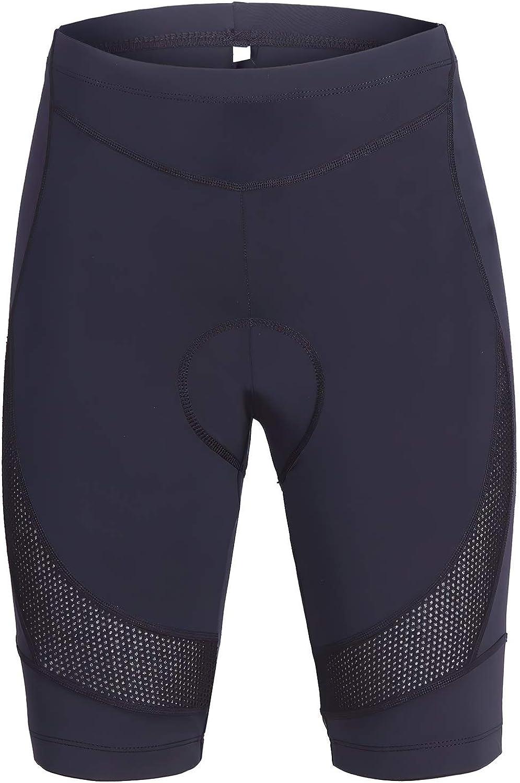 Haudang Bicycle Cycling Shorts Underwear Sponge Gel Bicycle Pants 3D Padded Bike Mens Sportswear Bicycle Accessories Size L