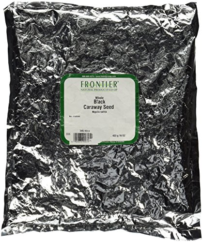 Frontier Bulk Caraway Seed Black, 1 lb. package by Frontier