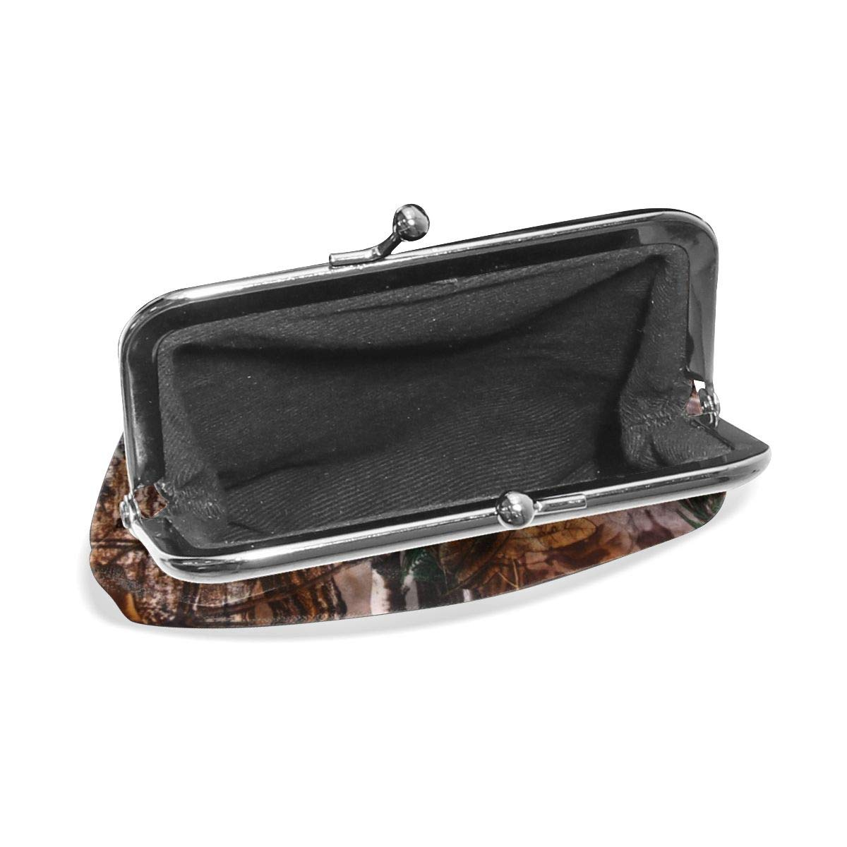 Womens Realtree Camo Branches Buckle Coin Purses Vintage Wallet
