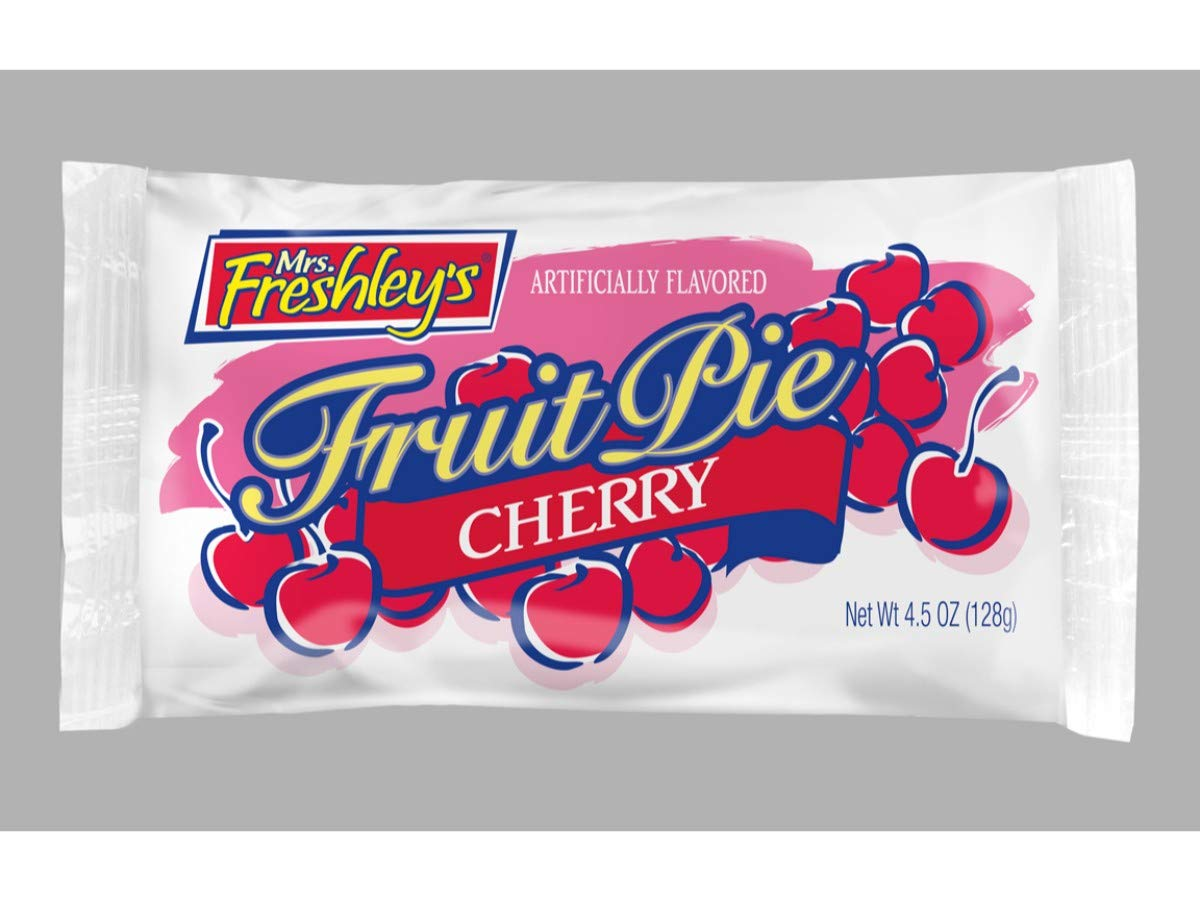 Mrs.Freshleys Cherry Pie Snack, 4.5 Ounce -- 48 per case. by Mrs. Freshley's (Image #1)