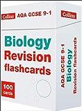 New AQA GCSE 9-1 Biology Revision Flashcards (Collins GCSE 9-1 Revision)