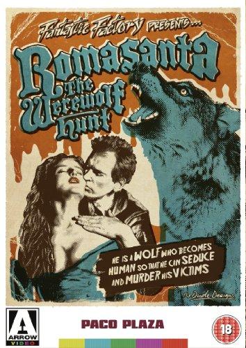 Romasanta: The Werewolf Hunt [Fantastic Factory Collection] (Arrow Video) [DVD]