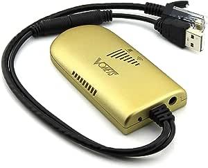 Vonets VAP11G-500 repetidor WiFi Mini High Power, wifi 300 Mbps sin cables adaptador con puente para PC cámara TV