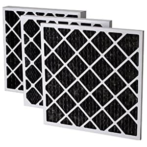 Accumulair Carbon 16x25x1 15 5x24 5 Odor Eliminating Air