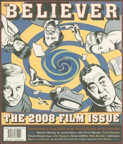 The Believer, Issue 52: March / April 08 - Film Issue pdf epub