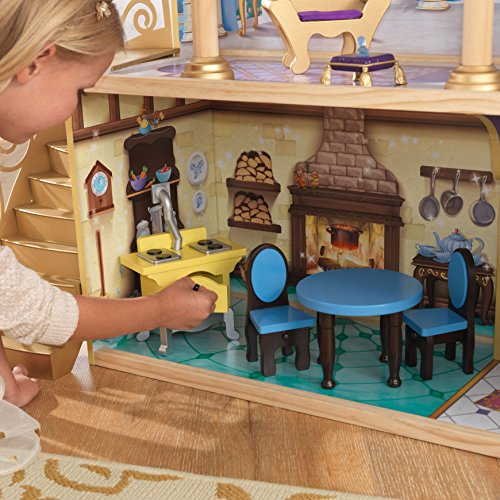KidKraft Maison de poupée Dream Princess Cendrillon Royal Dreams - Exclusif (Exclusif Amazon)