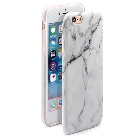 SGSELLER 4.7 iPhone 6 6S TPU Slim Fit Ultra Dünn Stoßfest Anti-Kratz ...