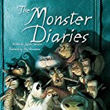 img - for The Monster Diaries book / textbook / text book
