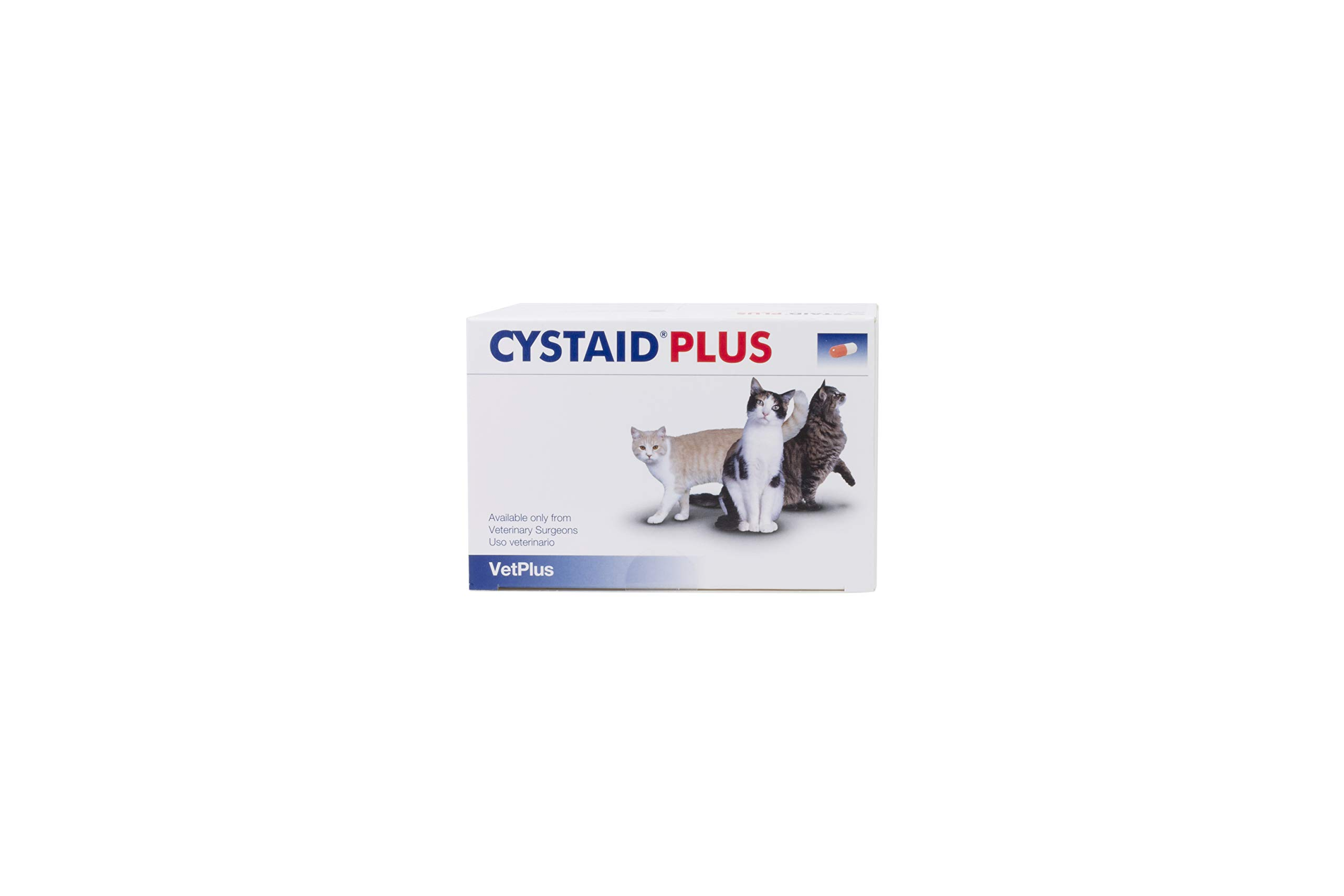 Cystaid Plus 240no. sprinkle capsules