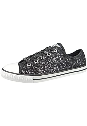 f8a3d5b4f9fd 544956C Converse Chucks All Star Dainty Ox Black Black