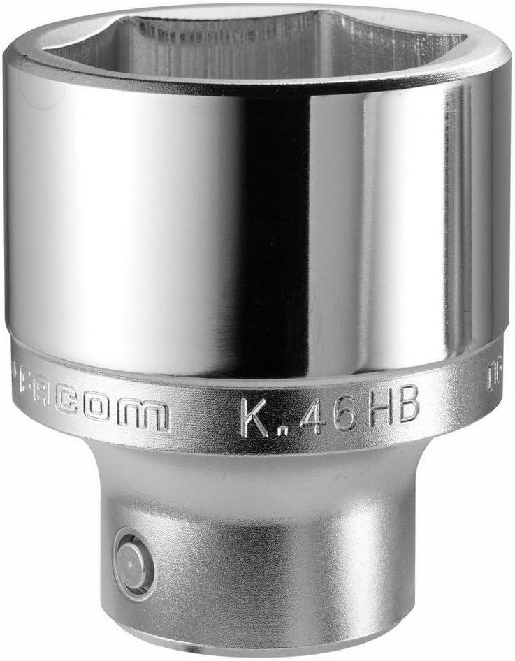 Chrome Brillant KS Tools 911.3440 Douille 6 pans-3//4-40 mm