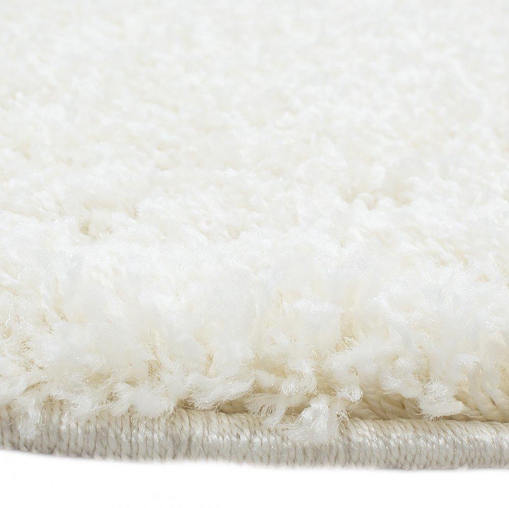 Merinos Shaggy Teppich Hochflor Langflor Teppich Teppich Teppich in Uni Design Creme Größe 200 x 290 cm B07FNKWCHM Teppiche 2a0d1b