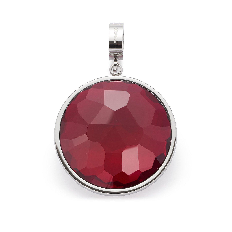 Leonardo Jewels Damen Anhänger Darlin's Emilia Edelstahl Glas rot 016411