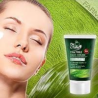 02 Tube50ml- KEM DƯỠNG ẨM HỖ TRỢ TRỊ MỤN DR. C.TUNA TEA TREE FACE CREAM - Acne cream...