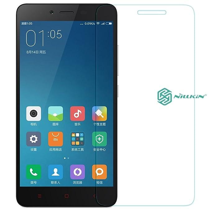 Protector de Pantalla Xiaomi Redmi Note 2, Nillkin Protector ...
